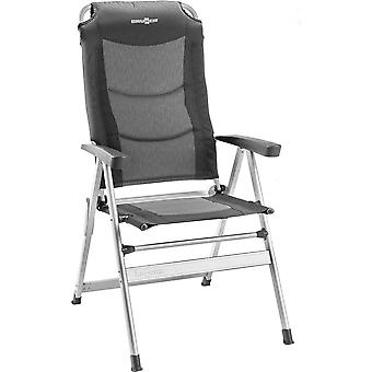 Brunner Kerry Slim Aluminium Recliner Camping Chair