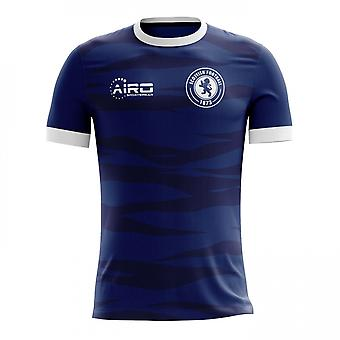 2018-2019 Шотландии Главная концепция футболка (дети)
