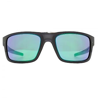 Oakley Drop Point Sunglasses In Black Ink Jade Iridium