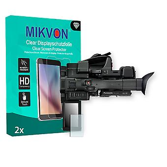 Panasonic HC-X1000 Screen Protector - Mikvon Clear (Retail Package with accessories)