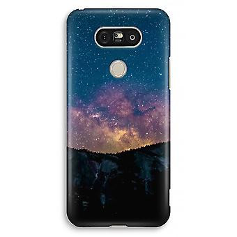 LG G5 Full Print Case - Travel to space