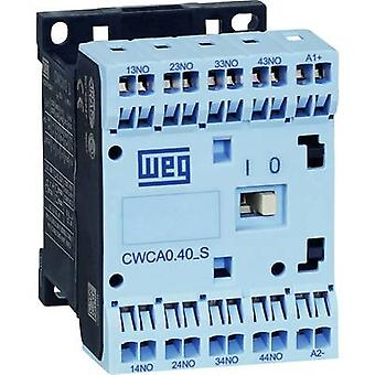 Contactor 1 pc(s) CWCA0-31-00D24S WEG 3 makers, 1 breaker