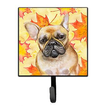 Carolines Treasures  BB9949SH4 French Bulldog Fall Leash or Key Holder