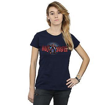 Marvel Women's Avengers Infinity War Hulkbuster 2.0 T-Shirt
