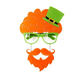 St. Patrick's Day Glasses * 1 ONLY LEFT IN STOCK *