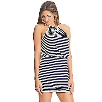 Freya Coastline Stripe Striped Beach Dress - AS3488