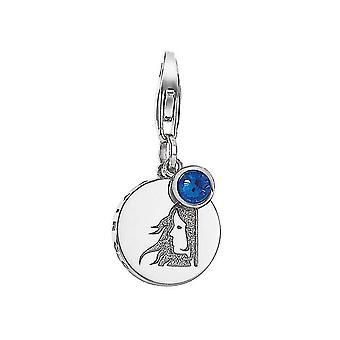 ESPRIT pendant of charms silver Virgo zodiac Virgo ESCH91153A000