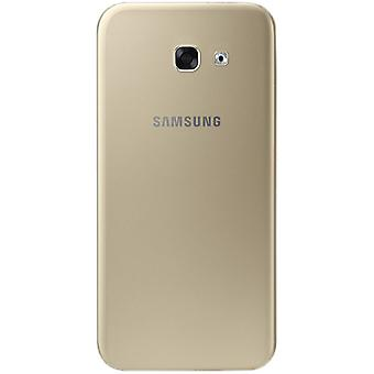 Samsung Akkudeckel für Galaxy A3 2017 A320F GH82-13636B Akku Deckel + Klebepad Gold