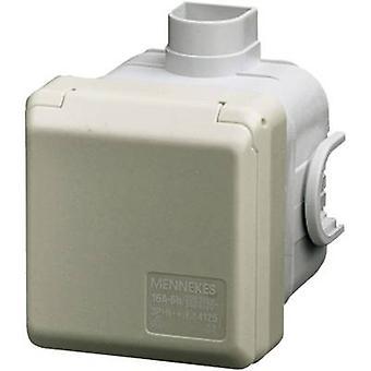 MENNEKES 4125 CEE vegg socket 16 A 5-pin 400 V