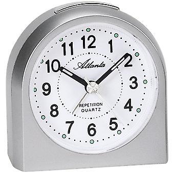 Quartz alarm clock alarm clock quartz creeping second light function