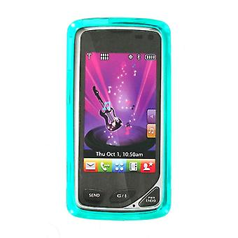 OEM Verizon LG Chocolate Touch VX8575 High Gloss Silicone Case - Turquoise (Bulk