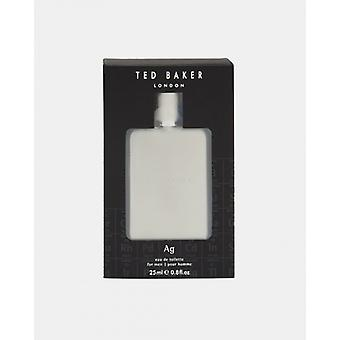 Ted Baker Travel Tonic For Men Ag SILV25 Eau de Toilette