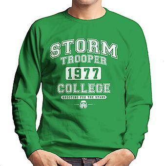 Original Stormtrooper Varsity 1977 College Herren Sweatshirt