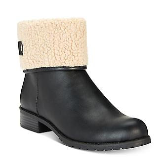 Style & Co. Womens Beanna 2 Closed Toe Ankle Cold Weather Boots
