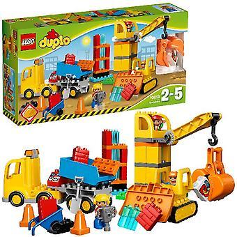 Canteiro de obras LEGO Duplo 10813
