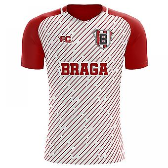 aa687f506 2018-2019 Braga Fans Culture Home Concept Shirt