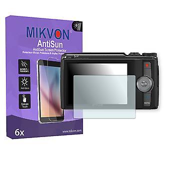 Olympus SH-60 Screen Protector - Mikvon AntiSun (Retail Package with accessories)
