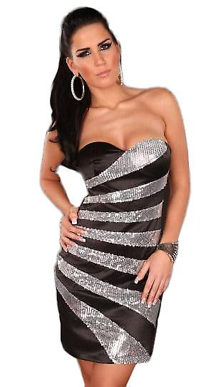 Waooh - Mode - Robe courte bustier