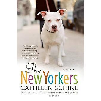 De New Yorkers door Cathleen Schine - Leanne Shapton - 9780312427832 B