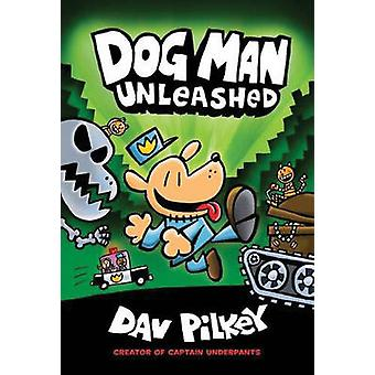 Äventyr av hund Man Unleashed - av Dav Pilkey - 9780545935203 Bo