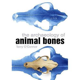 علم الآثار عظام الحيوانات (طبعة جديدة) من تيري أوكونور-978