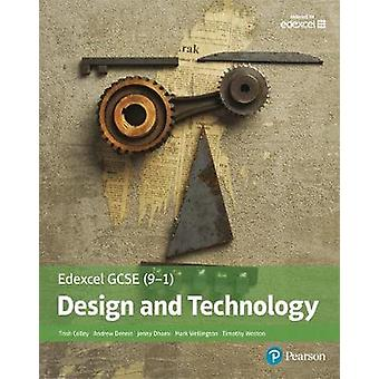 Edexcel GCSE (9-1) Design and Technology Student Book by Mark Welling