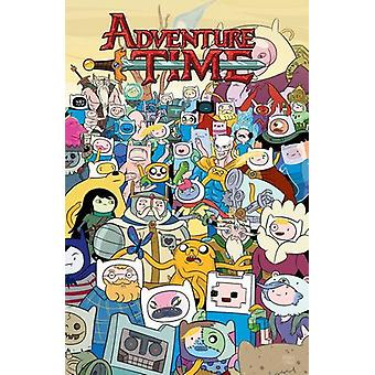 Adventure Time - Vol. 11 von Christopher Hastings - Ian McGinty - 97817