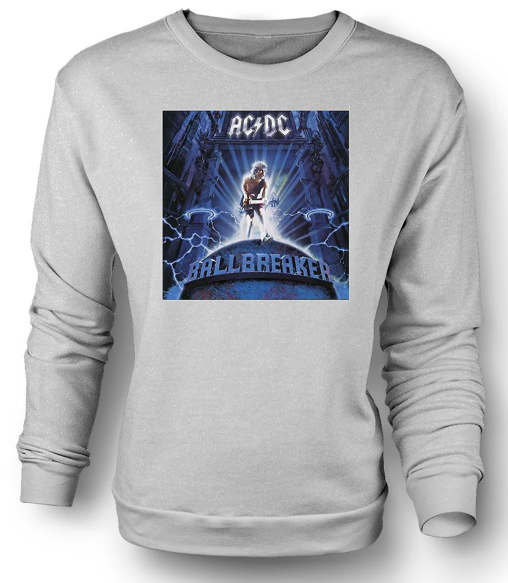 Mens Sweatshirt AC/DC Ballbreaker - Band