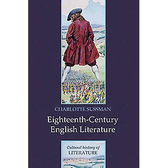 XVIIIe siècle littérature par Charlotte Sussman - 97807456 anglaise