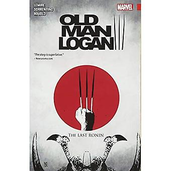 Wolverine: Old Man Logan Vol. 3: le dernier Ronin