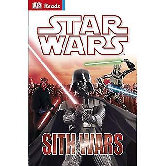 Star Wars Sith Wars (DK läser behandlingen ensam)