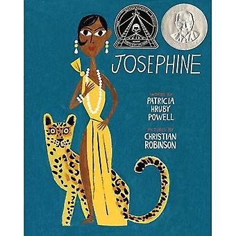 Josephine: Häikäisevä elämän Josephine Baker (Coretta Scott King Illustrator Honor kirjat)