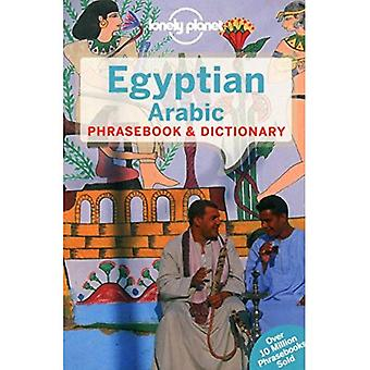 Lonely Planet Egyptian Arabic Phrasebook & Dictionary (Lonely Planet Phrasebook and Dictionary)