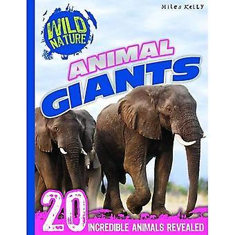 Animaux géants (Nature sauvage)