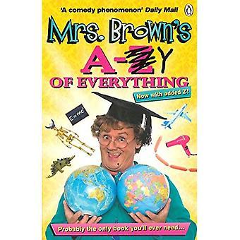Mrs. Brown von A bis Y alles