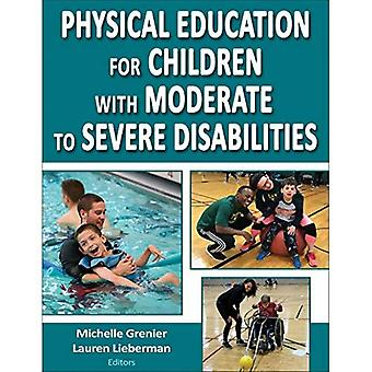 Lichamelijke opvoeding voor kinderen met matige tot ernstige handicaps