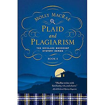 Plaid and Plagiarism: Book 1: The Highland Bookshop Mystery Series