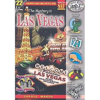 The Mystery in Las Vegas by Carole Marsh - 9780635065148 Book
