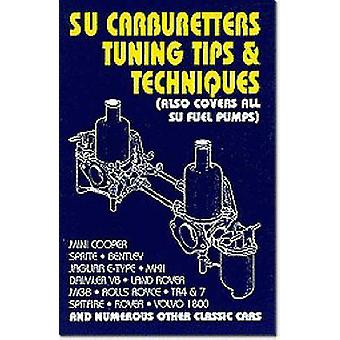 SU Carburettors Tuning Tips and Techniques by G R Wade - 978185520255