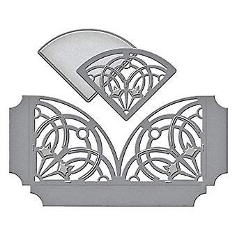 Spellbinders Arched Elegance Pocket Dies (S4-503)