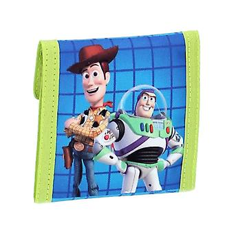 Children's Toy Story Woody y Buzz Lightyear Wallet