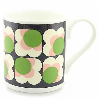 Orla Kiely Apple Big Spot Flower Mug