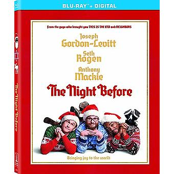 Importer des USA de Night Before [Blu-ray]