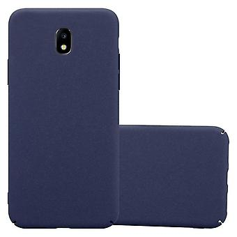 Cadorabo Hülle für Samsung Galaxy J5 2017 Case Cover - Hardcase Handyhülle aus Plastik gegen Kratzer und Stöße – Schutzhülle Bumper Ultra Slim Back Case Hard Cover