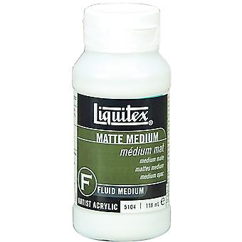 Liquitex Matte middellange 4 Ounces 5104