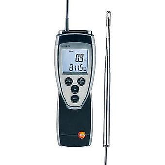 Optimalt testo 425 0 til 20 m/s varm ledningen sensor Calibrated produsenten standarder