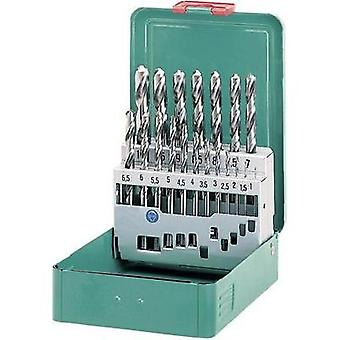 Heller 19 Piece HSS Cobalt Stainless Steel Drill Bit Set