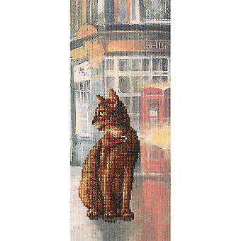 Cats In Town I Counted Cross Stitch Kit-4.5