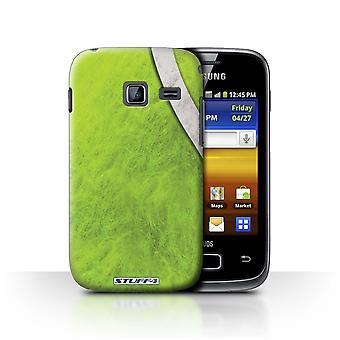 STUFF4 Case/Cover for Samsung Galaxy Y Duos/S6102/Tennis/Sports Balls