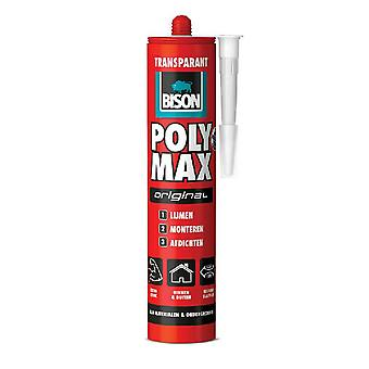 Bison Poly Max Original Transparant 300 G